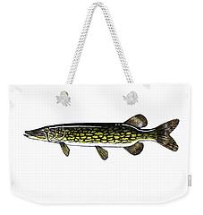 Chain Pickerel Weekender Tote Bag