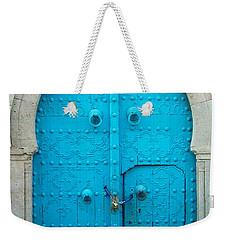 Chained Mini Door Weekender Tote Bag