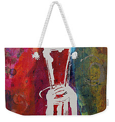 Chair Weekender Tote Bag by Robin Maria Pedrero