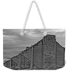 Weekender Tote Bag featuring the photograph Chambers Bay Architectural Ruins II by Tikvah's Hope