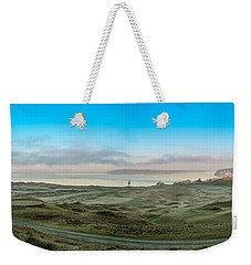 Chambers Bay Panorama Weekender Tote Bag