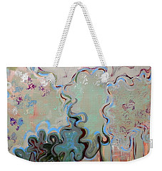 Champagne Forest Weekender Tote Bag