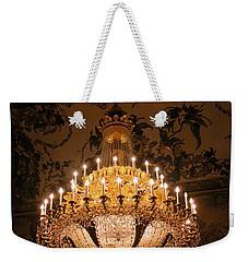Chandelier Palacio Real Weekender Tote Bag