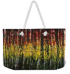 Change Is Good Weekender Tote Bag by Michael Cross