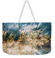 Change Of Weather Weekender Tote Bag
