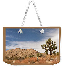 Changing Weekender Tote Bag by Angela J Wright