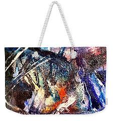 Chaos Weekender Tote Bag
