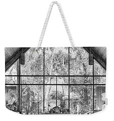 Weekender Tote Bag featuring the photograph Chapel by Howard Salmon