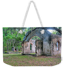 Chapel Of Ease With Tomb Weekender Tote Bag