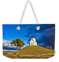 Chapel On Green Hill Nin Dalmatia Weekender Tote Bag by Brch Photography