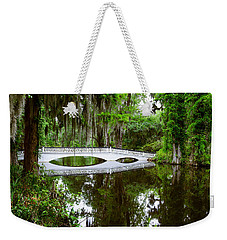 Charleston Sc Bridge Weekender Tote Bag
