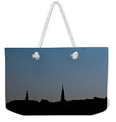 Charleston Silhouette Weekender Tote Bag