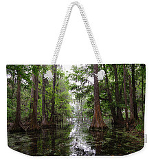 Charleston Swamp Weekender Tote Bag