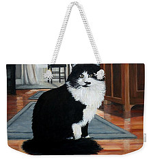 Charlie Weekender Tote Bag by Eileen Patten Oliver