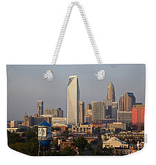 Charlotte In The Late Afternoon Weekender Tote Bag
