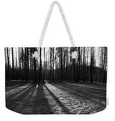 Charred Silence - Yosemite Rm Fire 2013 Weekender Tote Bag