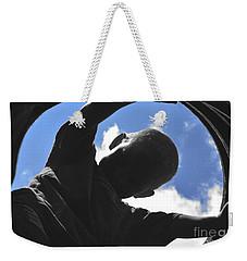 Chasing Rabbits Weekender Tote Bag