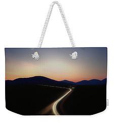 Chasing The Light Weekender Tote Bag