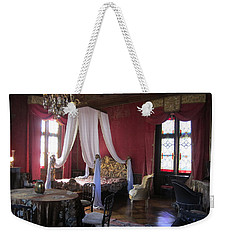 Weekender Tote Bag featuring the photograph Chateau De Cormatin by Travel Pics