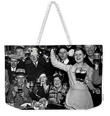 Cheers Weekender Tote Bag by Jon Neidert