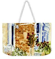 Chelsea Row Weekender Tote Bag