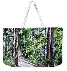 Cheraw Trail Weekender Tote Bag