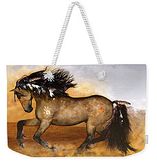 Cherokee Weekender Tote Bag
