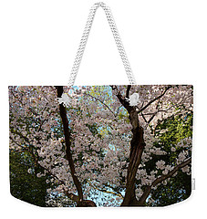Cherry Blossoms 2013 - 056 Weekender Tote Bag