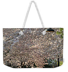 Cherry Blossoms 2013 - 060 Weekender Tote Bag