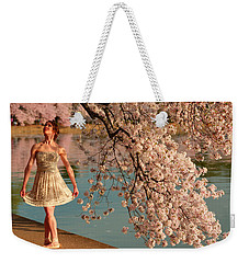 Cherry Blossoms 2013 - 082 Weekender Tote Bag