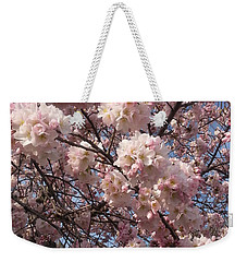 Cherry Blossoms For Lana Weekender Tote Bag