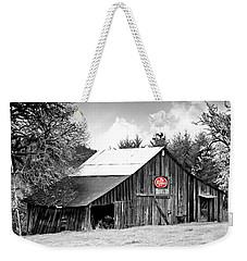Cherry Dr Pepper Weekender Tote Bag