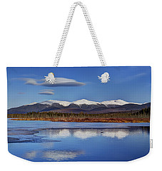 Cherry Pond Lenticulars Weekender Tote Bag