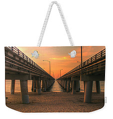 Chesapeake Bay Bridge IIi  Weekender Tote Bag