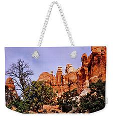 Chesler Park Pinnacles Weekender Tote Bag