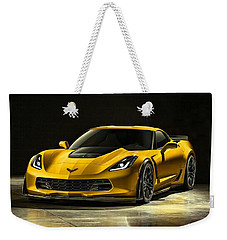 Chevrolet Corvette Z06  Weekender Tote Bag