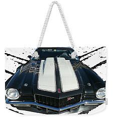 Chevy Camaro Z28 Weekender Tote Bag