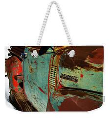 Arroyo Seco Chevy Weekender Tote Bag
