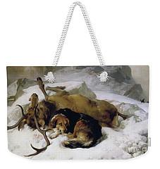 Chevy Weekender Tote Bag