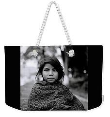 Chiapas Girl Weekender Tote Bag