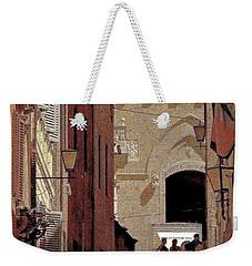 Chiaroscuro Siena  Weekender Tote Bag