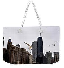 Chicago Birds 2 Weekender Tote Bag