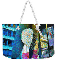 Chicago Picasso Weekender Tote Bag