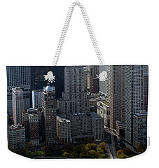 Chicago The Drake Weekender Tote Bag
