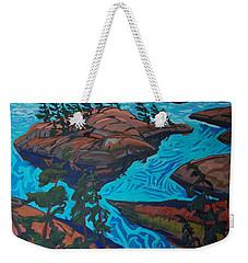 Chickanishing Creek Weekender Tote Bag