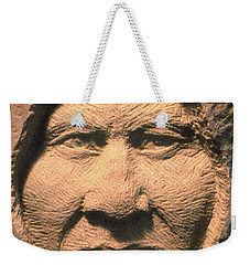 Chief-geronimo Weekender Tote Bag