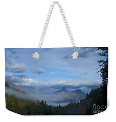 Chief Joseph Hiway-signed-#0001 Weekender Tote Bag
