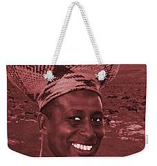 Chief Of The Desert Wf Weekender Tote Bag
