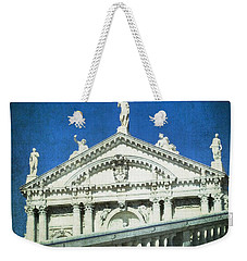 Weekender Tote Bag featuring the photograph Chiesa - Venice by Lisa Parrish