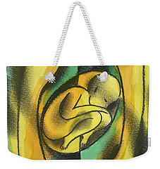 Childbirth Weekender Tote Bag